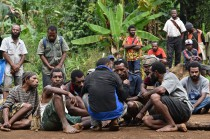 Community in Numba discussing conservation