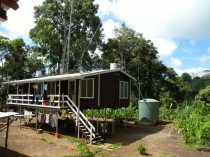 Building Field Station
